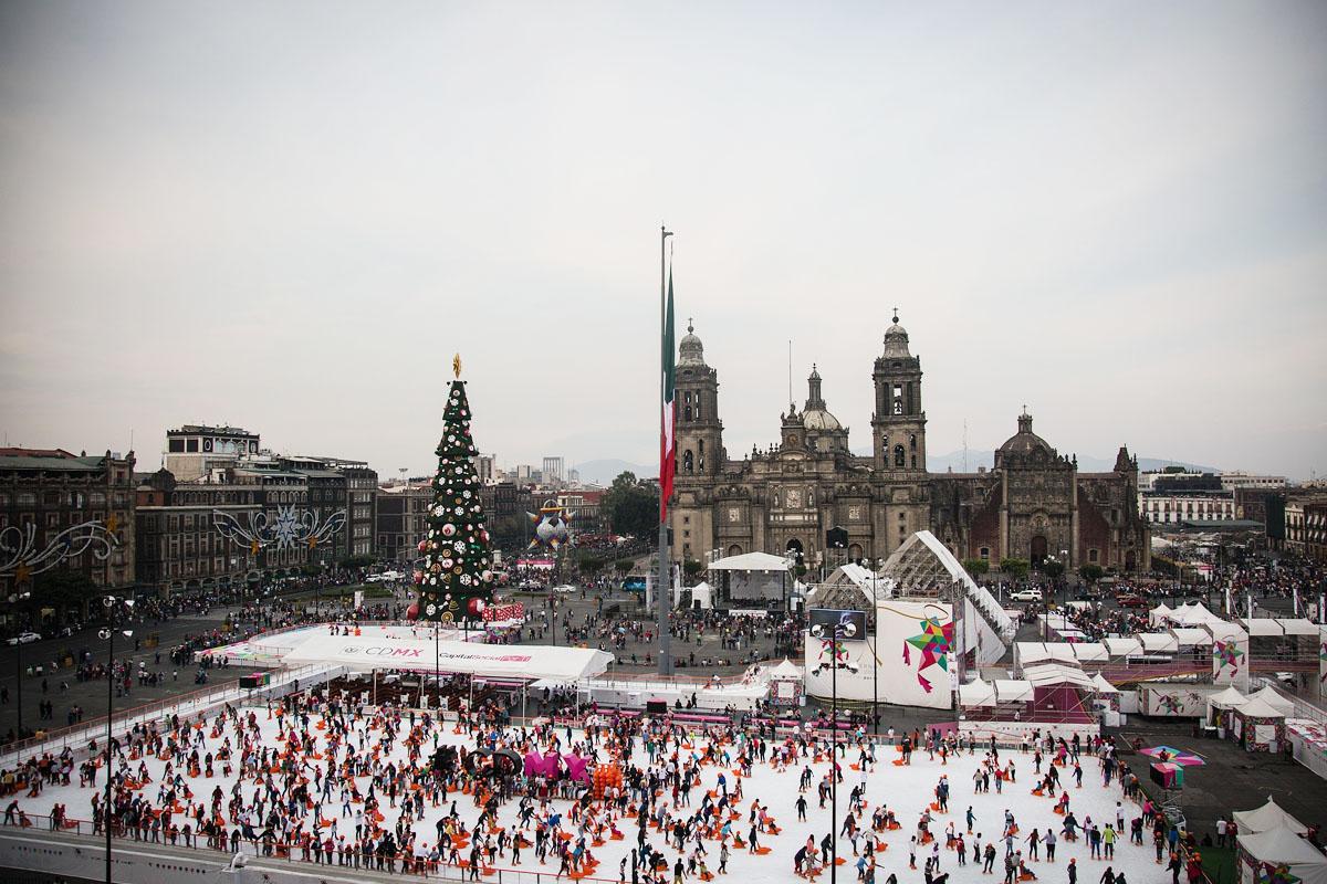 Navidad-Ciudad-México