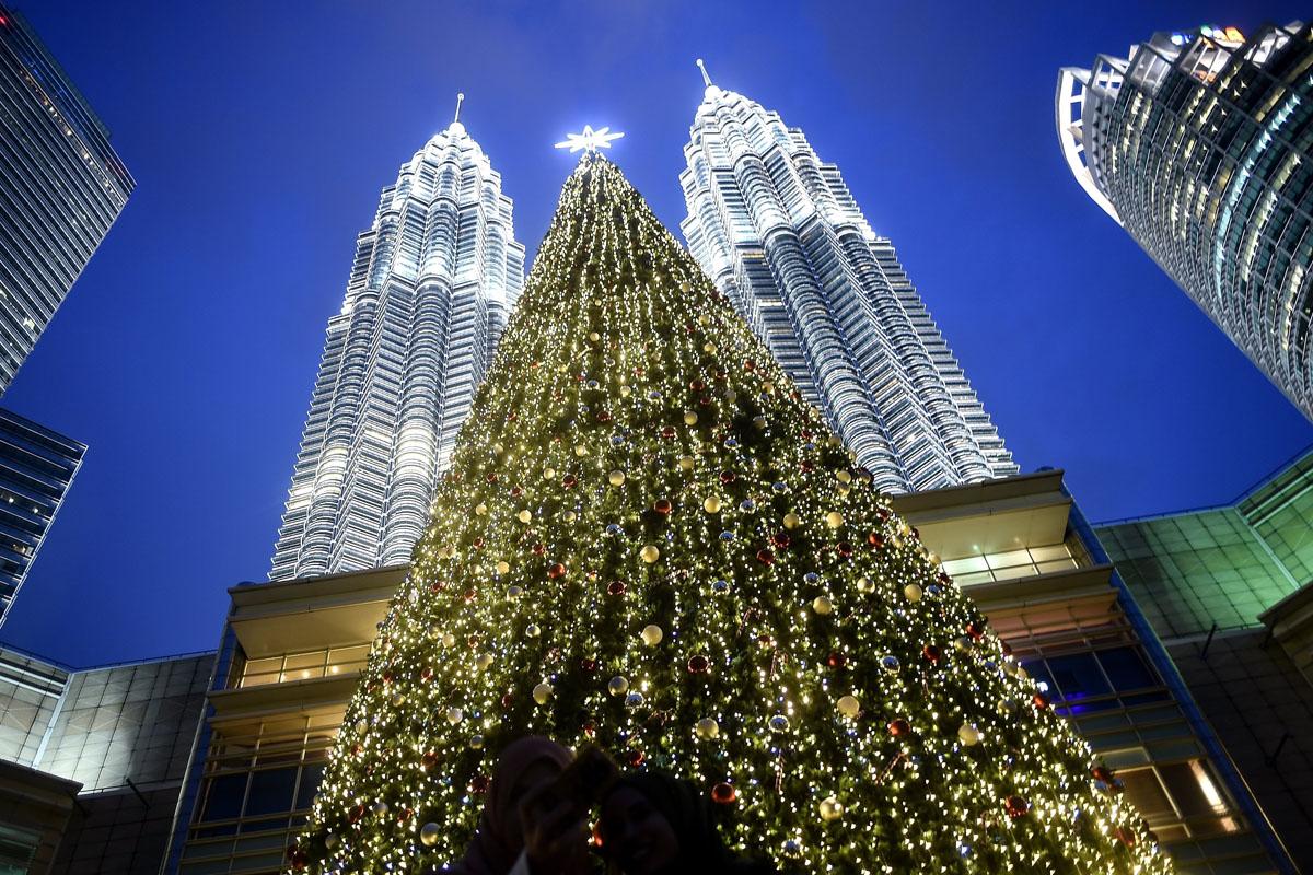 Navidad-Kuala-Lumpur