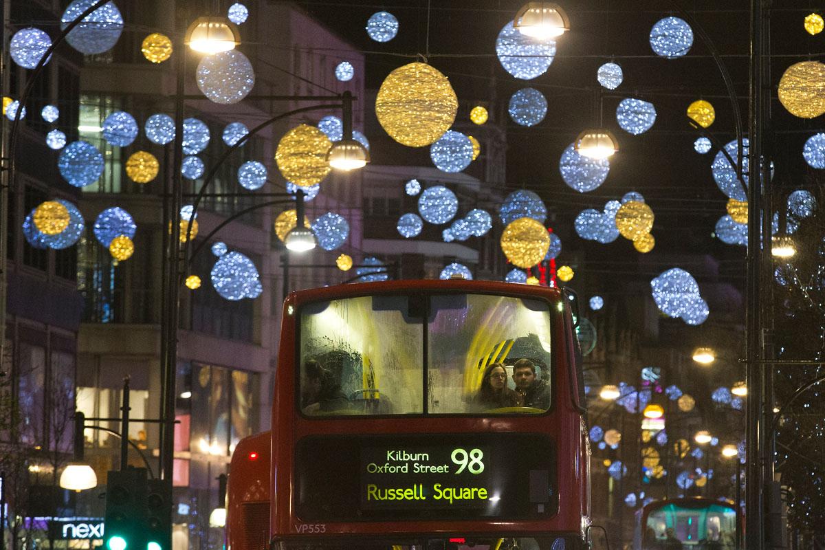 Navidad-Londres