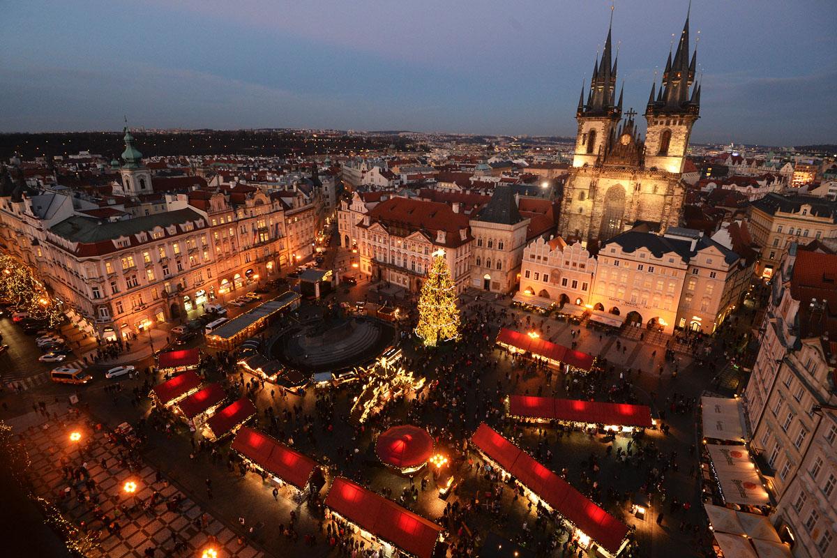 Navidad-Praga
