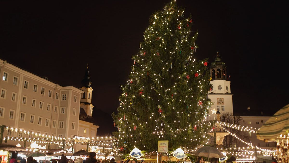 Navidad-Salzburgo
