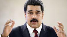 Nicolás Maduro, presidente de Venezuela. (Foto: AFP)