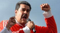Nicolás Maduro en una reciente imagen (Foto: AFP).