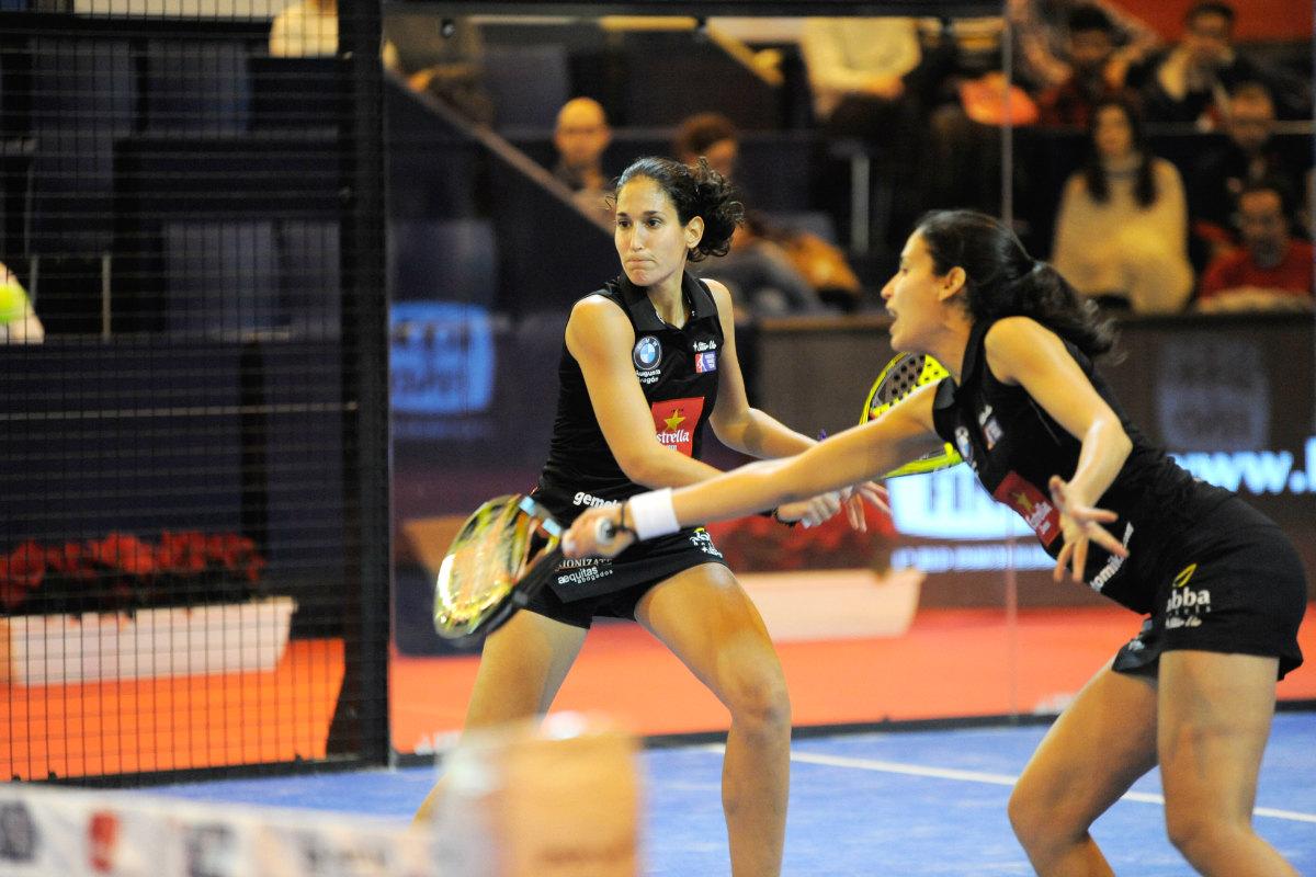 Mapi y Majo Sánchez Alayeto defenderán título en el Master Final 2015.