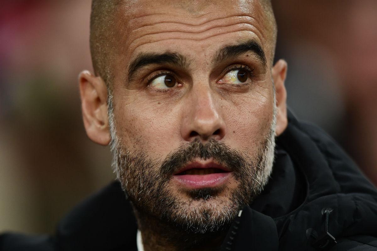 Guardiola dejará el Bayern en el próximo mes de junio. (Getty)