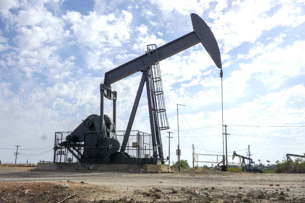 Plataforma de extracción de crudo (Foto: GETTY).