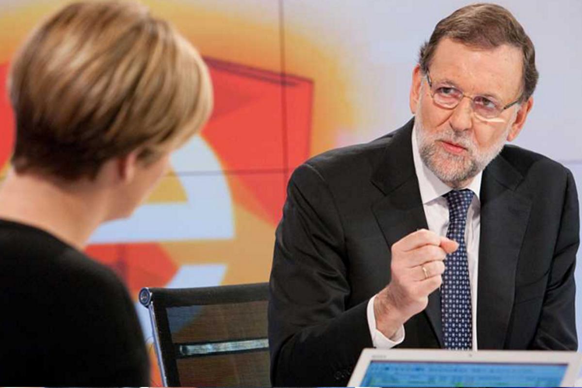 Mariano Rajoy, presidente del Gobierno. (Foto: RTVE)