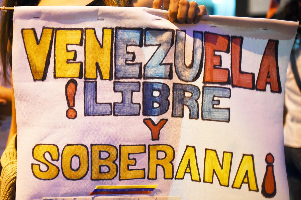 Alegría en las calles tras la victoria de la oposición. (Foto: AFP)