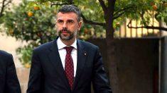 El ex conseller de Empresa e Innovación de la Generalitat Santi Vila. (Foto: EFE)