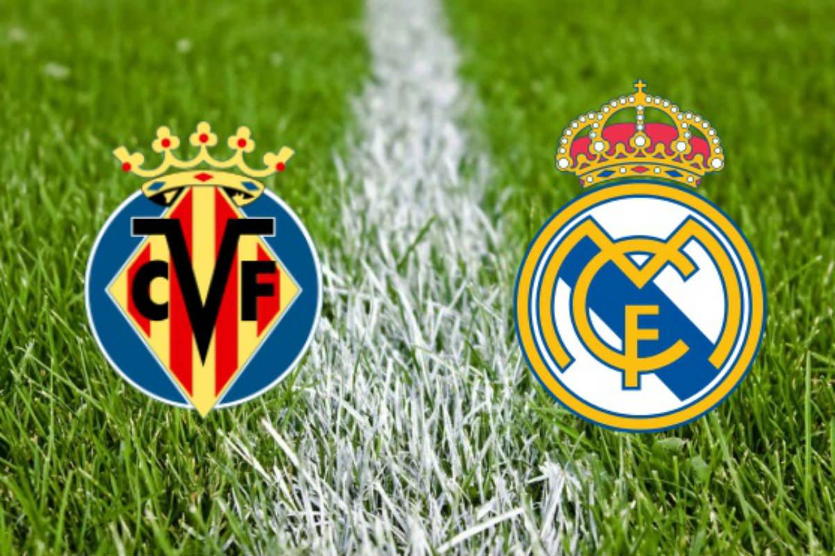 Horario y canal de televisión del Villarreal Vs Real Madrid