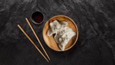 Receta de Dumplings de gambas y cerdo
