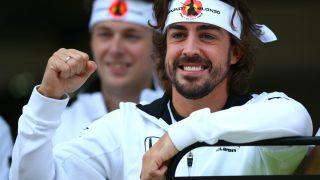 Fernando Alonso vuelve a tener confianza en McLaren-Honda.