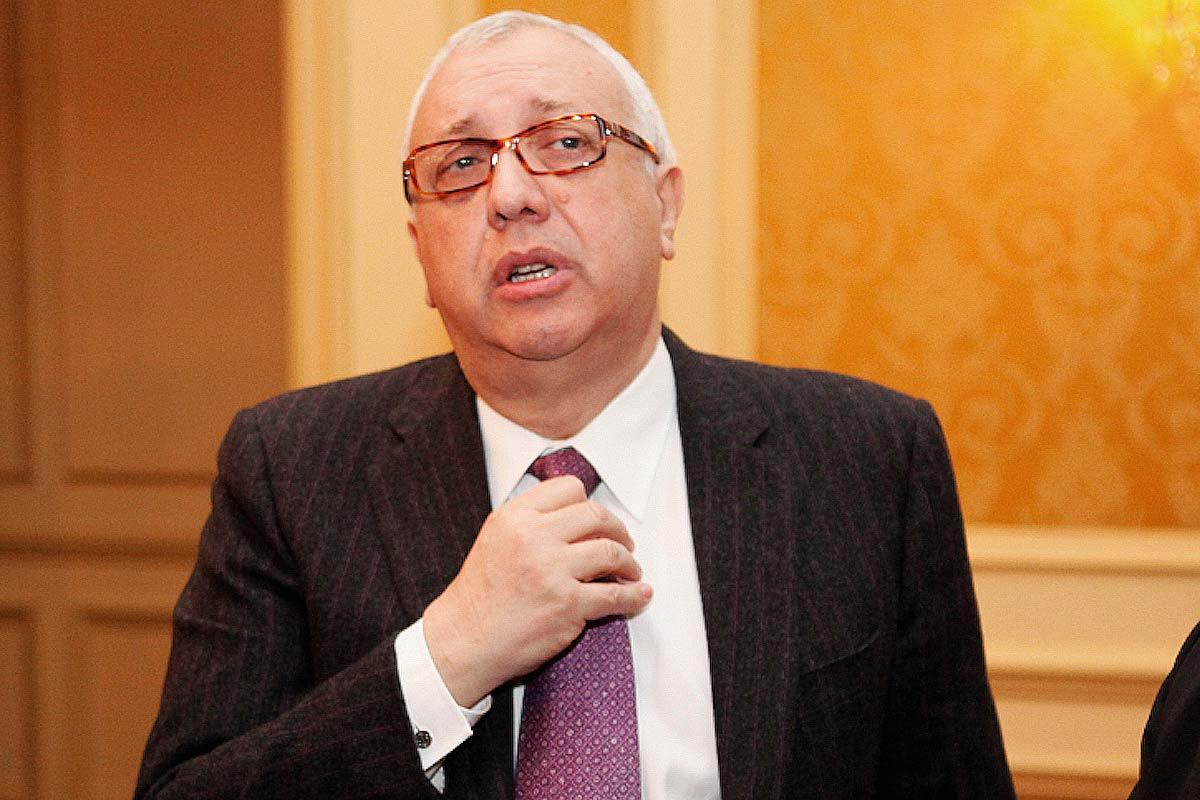 El empresario chileno Álvaro Saieh.