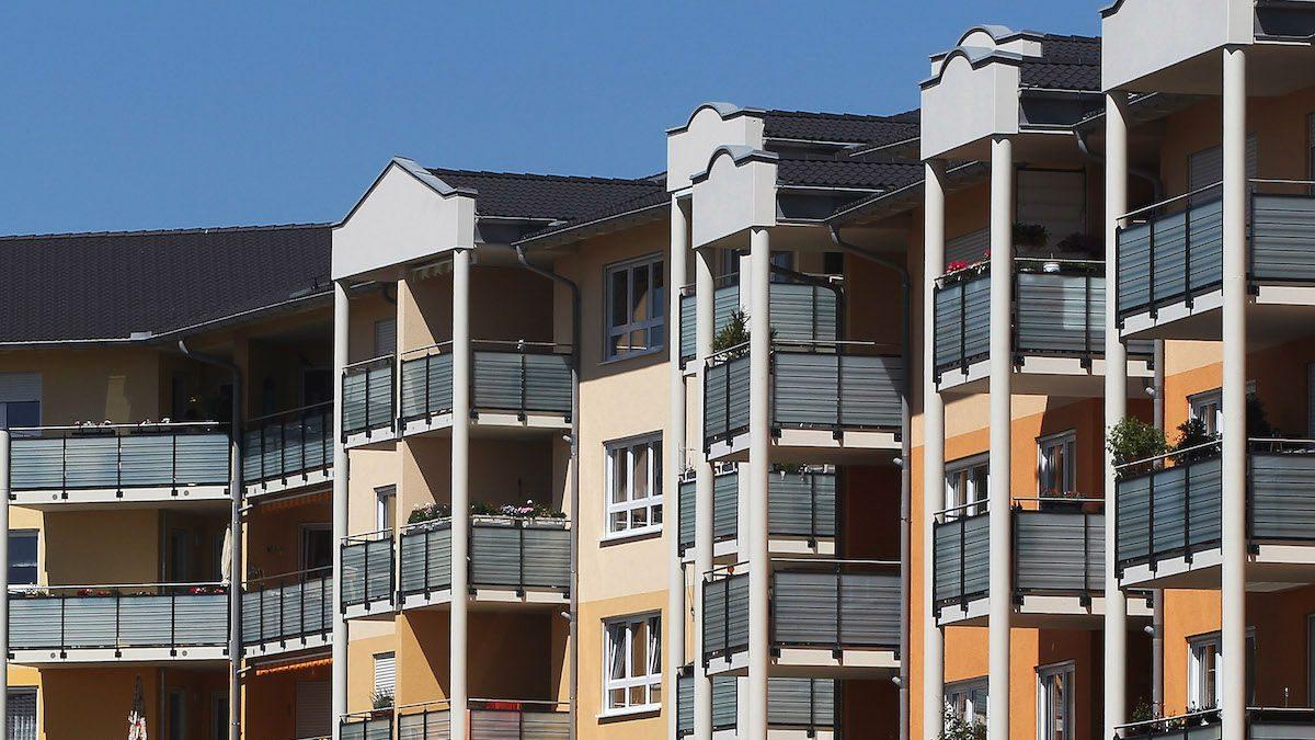 Bloque de viviendas (Foto: GETTY)