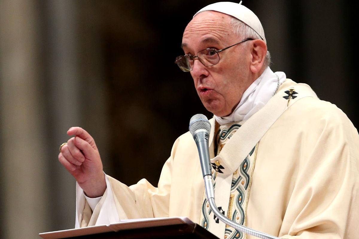 El Papa Francisco en una de sus últimas apariciones. (Foto: Getty)