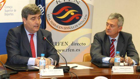 Carpena y Cardenal obran a su antojo en el CSD.