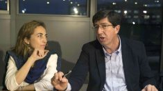 La portavoz de Ciudadanos en las Cortes Valencianas, Carolina Punset. (Foto: EFE)