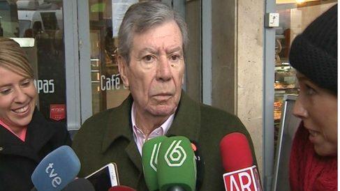 El ex ministro del Interior José Luis Corcuera.