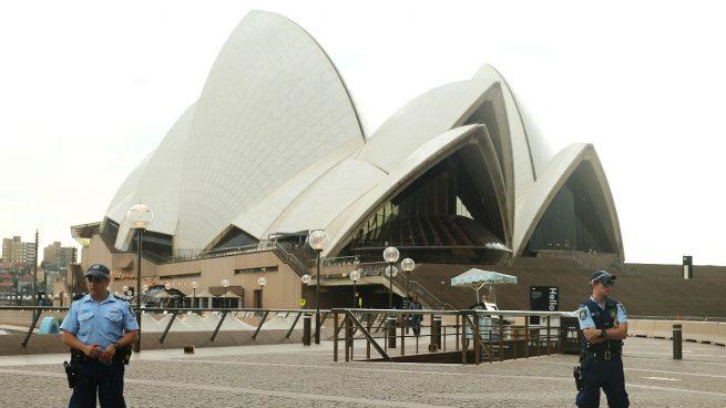 Desalojan la Ópera de Sydney por amenaza terrorista