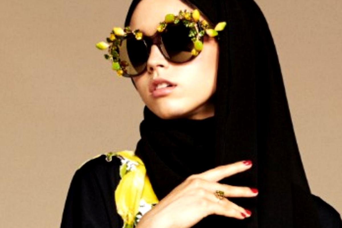 Imagen de una de las prendas de la nueva colección de Dolce y Gabbana inspirada en el mundo árabe.