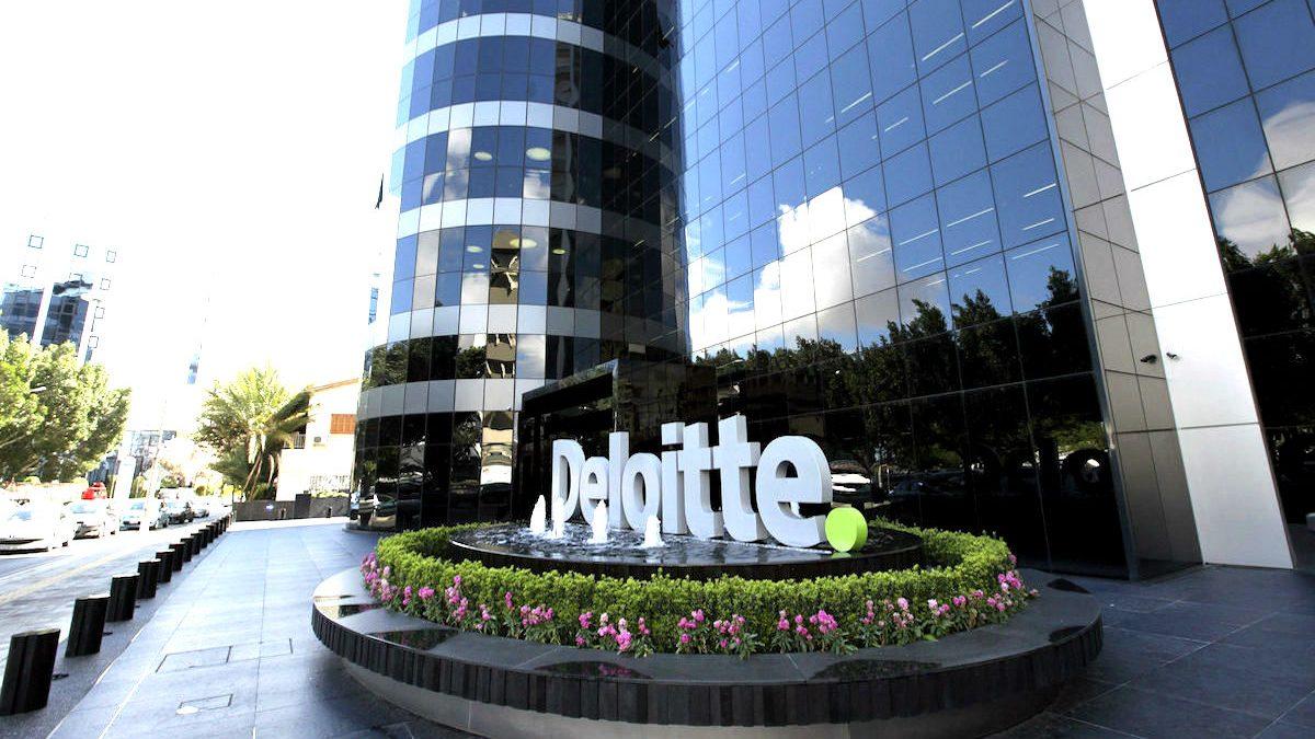 Edificio de Deloitte (Foto: EFE)