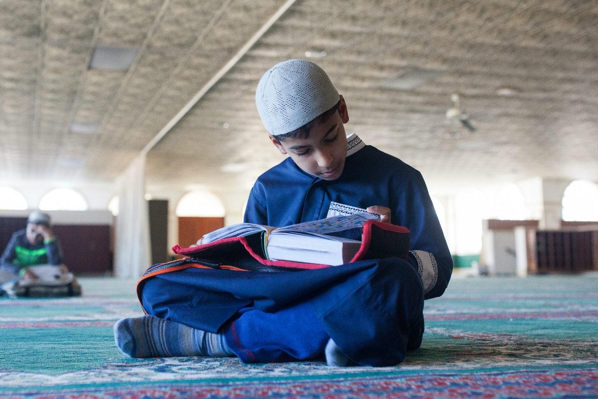 Durante el Ramadán el ayuno es obligado desde la salida del sol hasta su puesta.