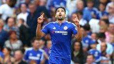 Radamel Falcao no está teniendo oportunidades en el Chelsea.