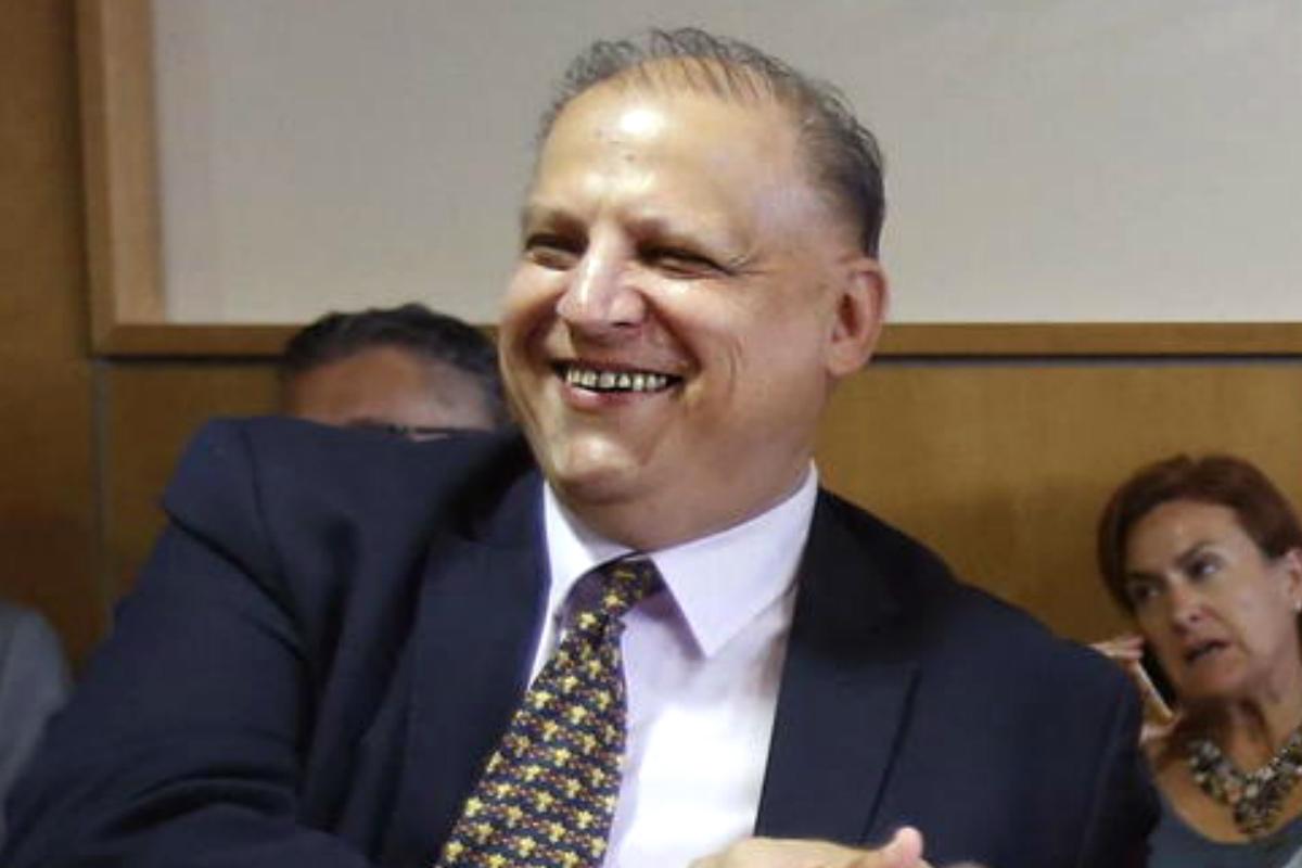 Javier López Farré, director de los servicios jurídicos del Real Madrid.