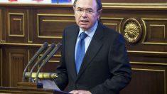 Pío García Escudero, presidente del Senado. (Foto: Efe)