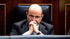 El ministro de Economía, Luis de Guindos. (Foto: Getty)