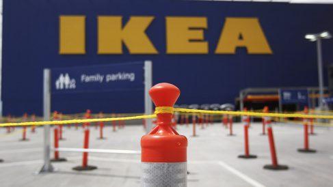 Exterior de una tienda de Ikea. (Foto: Getty)