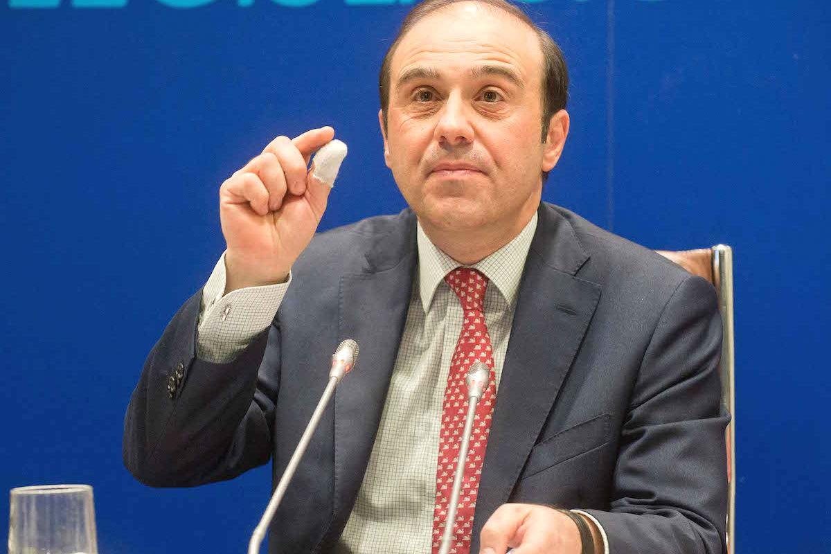 Jordi García-Viña responsable del mercado laboral en CEOE (Foto: GETTY)