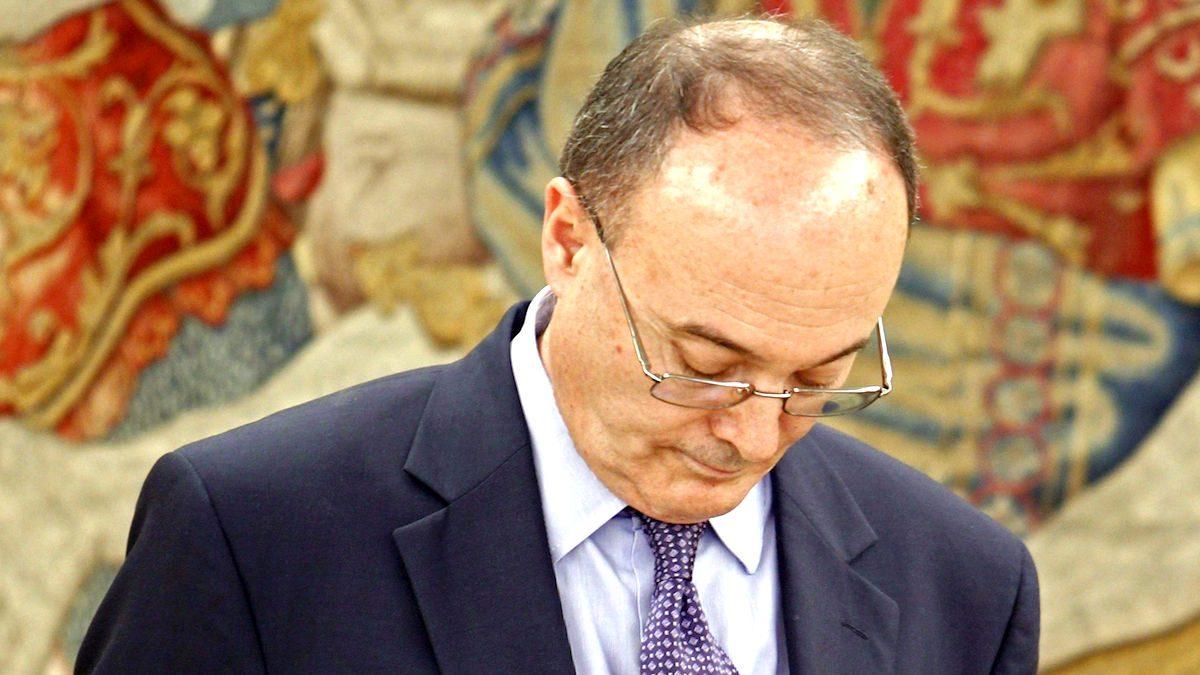 El gobernador del Banco de España, Luis María Linde. (Foto: Getty)