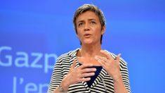 La responsable de competencia en Europa, Margrethe Vestager (Foto: GETTY).