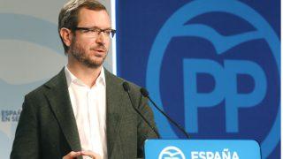 El vicesecretario General de Sectorial del PP, Javier Maroto. (Foto: EFE)