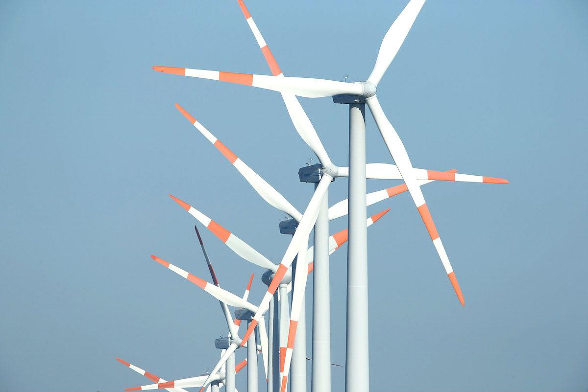 Molinos de viento en España (Foto:GETTY)