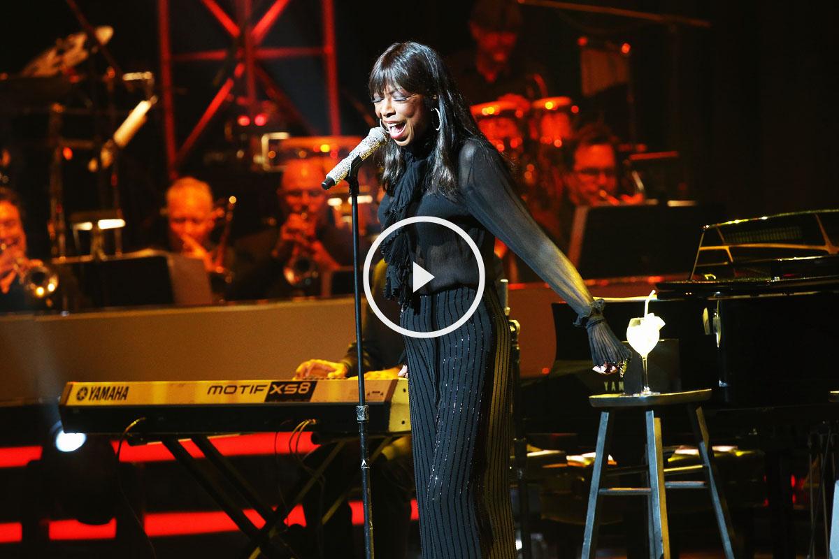 Falleció a los 65 años la cantante de soul estadounidense Natalie Cole