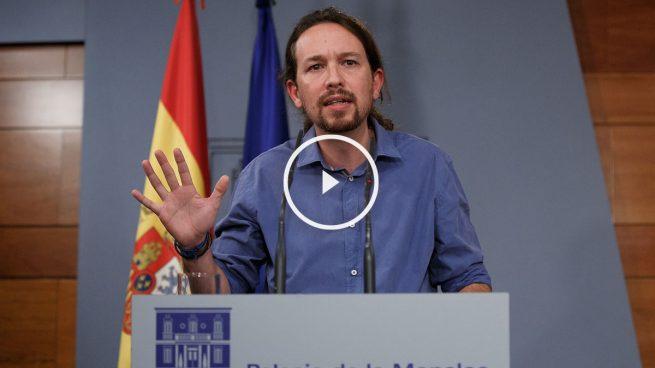 Pablo Iglesias cede ante las Mareas: renuncia a los cuatro grupos parlamentarios