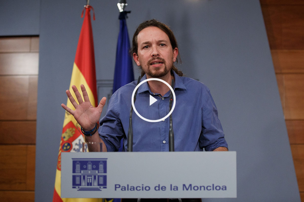 Spanish Prime Minister Mariano Rajoy Meets Opposition Leaders To Discuss The Catalan Secession Process