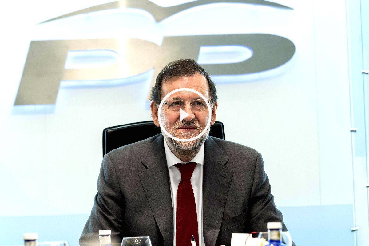 Rajoy ve a Sánchez capaz de formar una coalición de nueve partidos, «incluidos los independentistas»