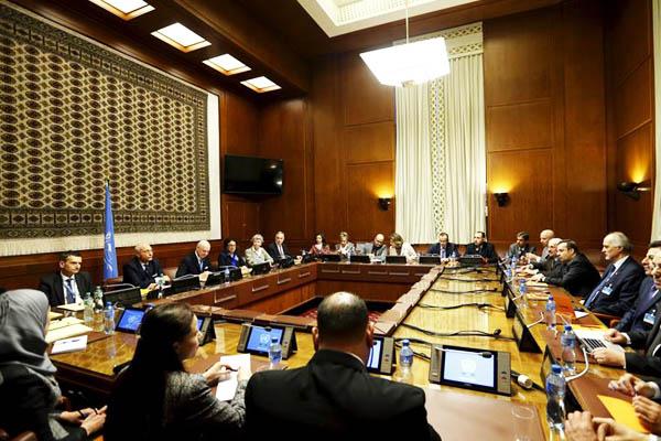 Conversaciones de paz sobre Siria (Foto: Reuters)
