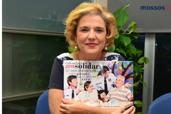 Pilar Rahola, periodista y biógrafa de Artur Mas