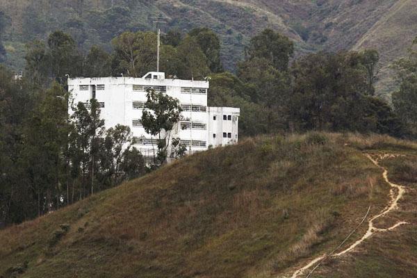 Penal de Ramo Verde donde está el preso político Leopoldo López (Foto: Reuters)