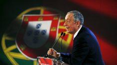 Marcelo Rebelo de Sousa, presidente de Portugal. (Foto: Reuters)