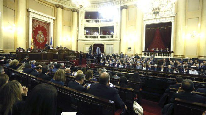 Senado-PP-PSOE-ERC