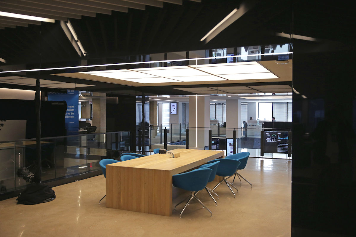 Sala de reunión de un consejo de administración (Foto: GETTY)