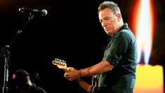 Bruce Springsteen en una actuación reciente. (Foto: Getty)