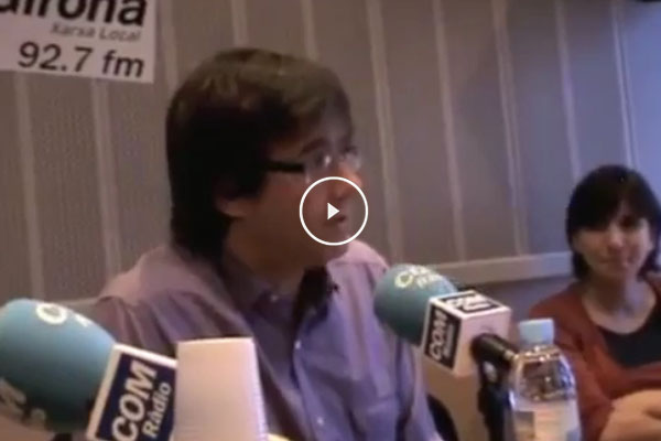 El revelador vídeo de Puigdemont, un furibundo independentista