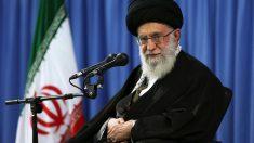 Alí Jamenei. (Foto: AFP)
