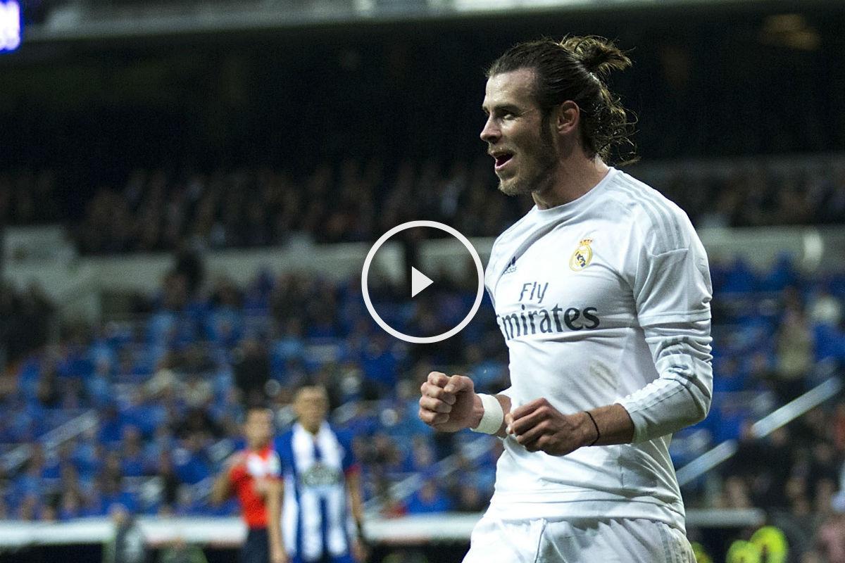 Bale atraviesa un gran momento de forma. (AFP)